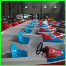 [Wonderful rides!!!]Manufacturer hot sale 8--10 person used electric pedal boats for sale and interesting water pedal boat