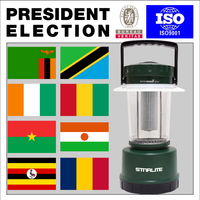 STARLITE 4D Battery 20LED camping lantern presidential
