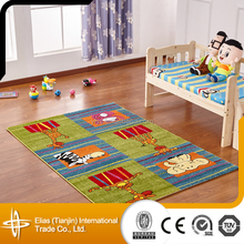 2015 High Quality Exhibition Machine Made Baby Carpet