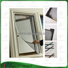 2015 hot sale diy magnetic insect screen window/ fiberglass screen/windown screen