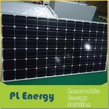 factory direct wholesale 300 watt monocrystalline solar panels