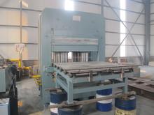 rubber plate press machine / china press vulcanizer