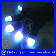 New Patent Remote Control Rave Party Glove RGB