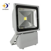 warranty waterproof 100w 208v led flood light