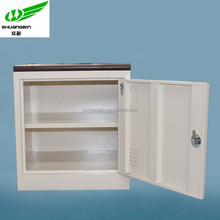 Metal KD small cabinet designs for bedroom