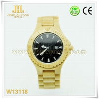 high quality quartz stainless steel back watch japan watches with excellent workmanship wooden watch