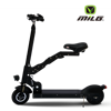 2015 New foldable light weight aluminum frame electric scooter with 350w brushless motor and soft seat