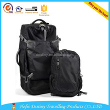 hot sale two wheeled backpack 20'' 24'' 28'' luggage bag for air travel