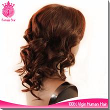buy 16 inch dark brown body wave virgin remy german wigs online