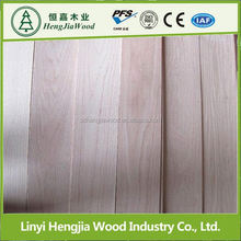 door size plywood prices laminated with china red oak veneer from facotory