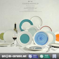 China Professional Manufacturer stoneware light weight dinner set