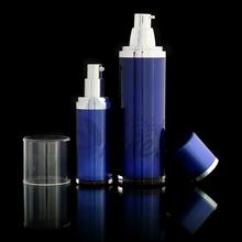 elegante de plástico de la bomba sin aire cuerpo de la botella de aceite spray 4 ml botella cosmética