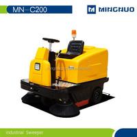 Concrete floor sweeping machine ,C200 Electric road sweeper Electric Cleaning Car Electric street sweeper