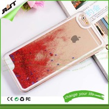 Luxury Diamond Bling Crystal Dynamic Liquid Glitter Stars Bling Quicksand Hard mobile phone Case For iPhone 6