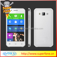 Good chinese phones S2000 android 4.0 quad bands GSM 4.0 inch MT6515M single core 1.2GHz processor mobile cheapest phone