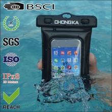Dongguan Chongga waterproof running hand phone arm bag 4.5-5.0 inch