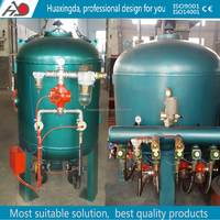 Q0250-II-LX machine manufacturers movable sand blasting pot for metal cleaning