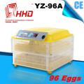 2015 CE aprobado completos de mini barato automático huevo usado precio de incubación