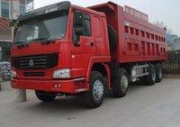 HOWO 8*4 dump truck,tipper truck,tipper