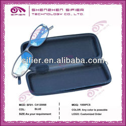 Blue Eva Foam Eyeglasses Case Wholesale