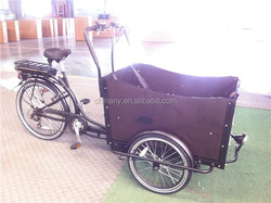 cargo tricycle china / electric three wheel cargo bike for sale / women trike