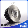 hot sales product fashion fashion design recessed 8W fire rated product specialties led light