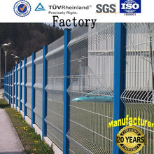 Factory Selling PVC coated welded wire mesh fencing/ welded wire mesh fence