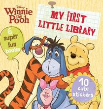Movie Pocket Little Library 6 Books Set (Early Reading)