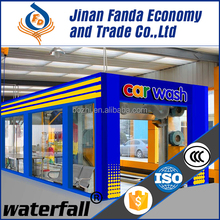 CHINA automatic car wash and cleaning equipment machine prices