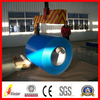 PPGI prepaint galvanized sheet in coil made in jiangsu for building material
