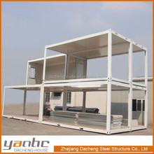 modern movable house / Flat pack mobile prefab house
