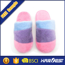 2015 winter cotton fabric house slippers,sheepskin cotton cute bedroom slippers women