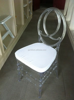 Wholesale Stackable clear Wedding Chair Resin Phoenix Chair