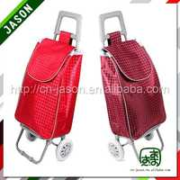 fashionable luggage trolley china chuang yuan mini shopping trolley