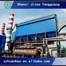 Bag house filter for chimney factory