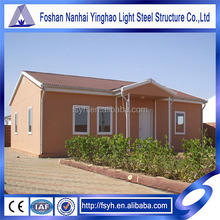 Economic and easy to install modular house Villa Prefabricated House