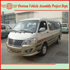 semi-high roof hiace diesel passenger van (skd/ckd available for local assembling)