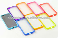 Combo PC And TPU Case For Apple iPhone 5 5G