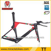 2014 new carbon fiber TT frame,Time trial carbon bicycle frame