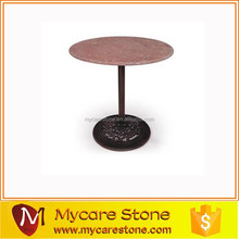Chinese stone round dining table top,stone coffee tabletop,dinning tabletop