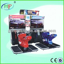 2014 hot sales bike racing game machine/bike racing bicycle price HF-AM508