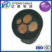 YC/YZ/YCW Flexible Rubber Cable