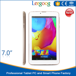 wholesale mobile phone 7 inches android 4.0 os 1G+8G memory wifi bluetooth china made tablets