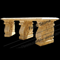 Stone Patio Benches Stone Benches For Sale GSB227