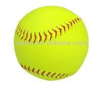 PU baseball,leather baseball