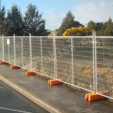 Designed For Long Serive Life Repeated Use High Quality Temporary Fence