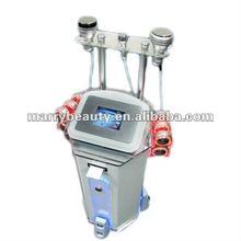 Beauty equipment(4 in 1) 40K Cavitation+body RF+ face RF+6 photon pads