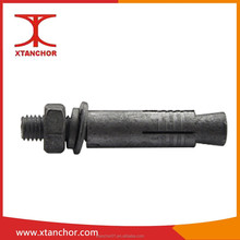 Made in China low price fastner good quality M12*100 expansion Bolt anchor