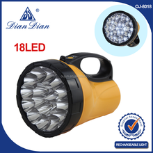 Super quality great material professional supplier aaa battery led flashlight