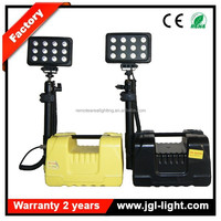 NO.1 Quality 12w led work light, led tractor working lights, led rechargeable working light